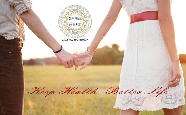 دستبند مغناطیسی تیتانیوم تلفیق سلامتی و زیبایی